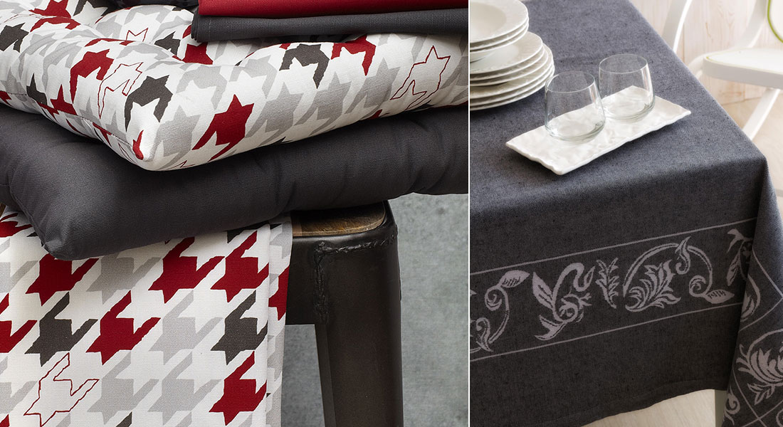 Biancheria per la cucina tessuti per la casa - Tessuti, stoffe e ...